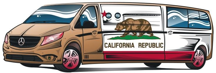 California Campervan Hire USA