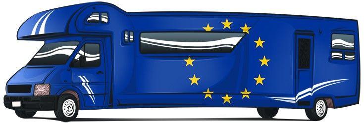 Campervan Hire Europe