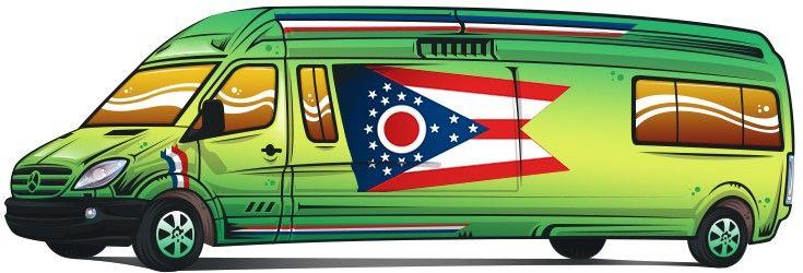 Campervan Rentals Ohio