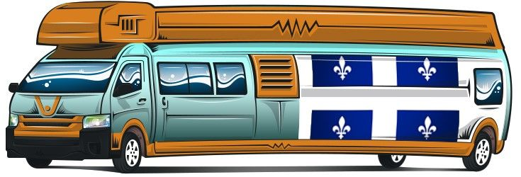 Campervan Hire Quebec Canada