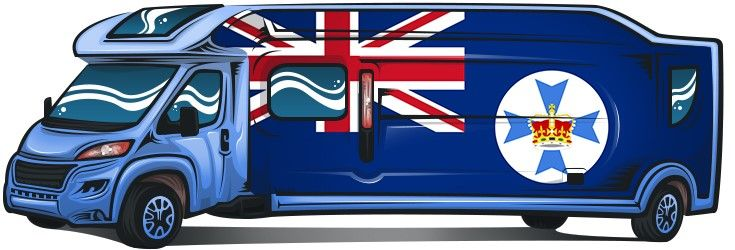 Queensland Campervan Hire Australia