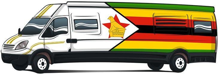 Campervan Hire Zimbabwe