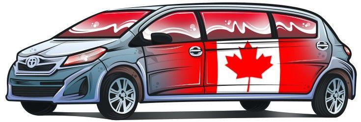 Car Rentals Canada