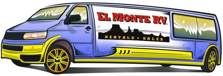 El Monte RV Campervan Rentals