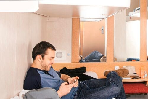 Male Shared Cabin
